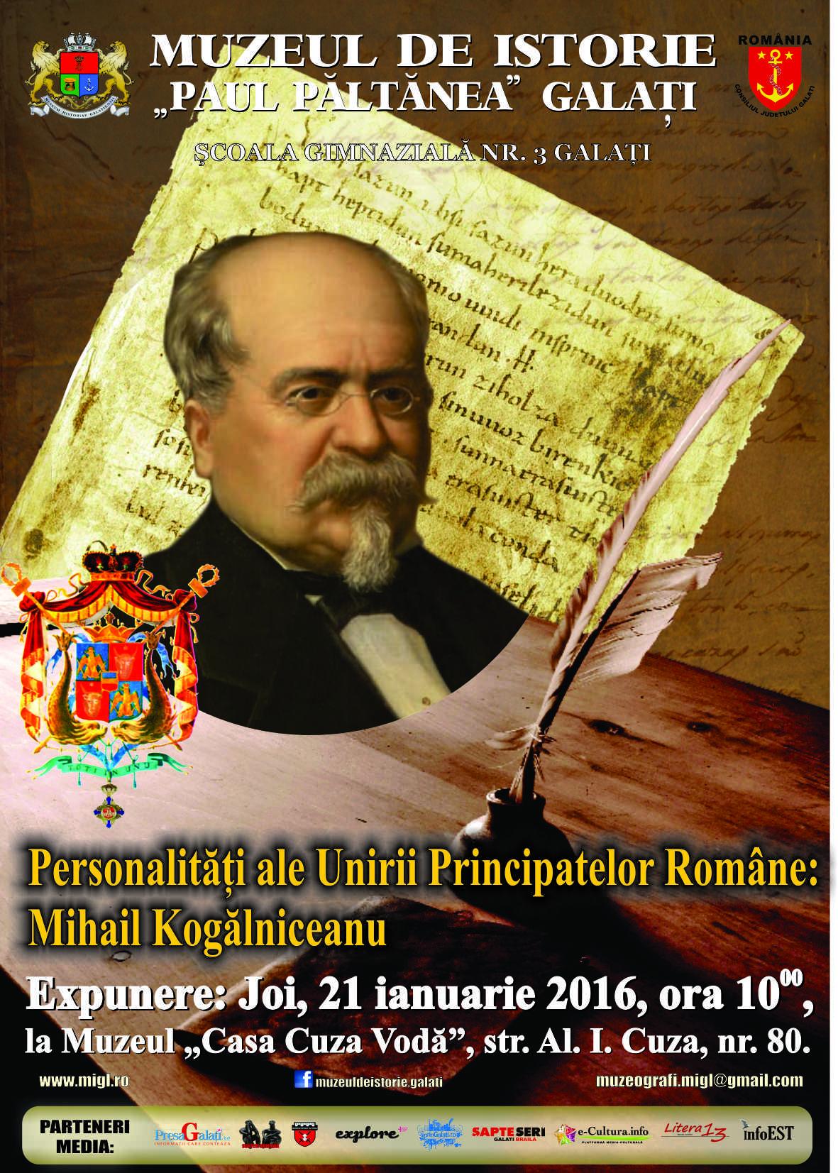 M Kogalniceanu