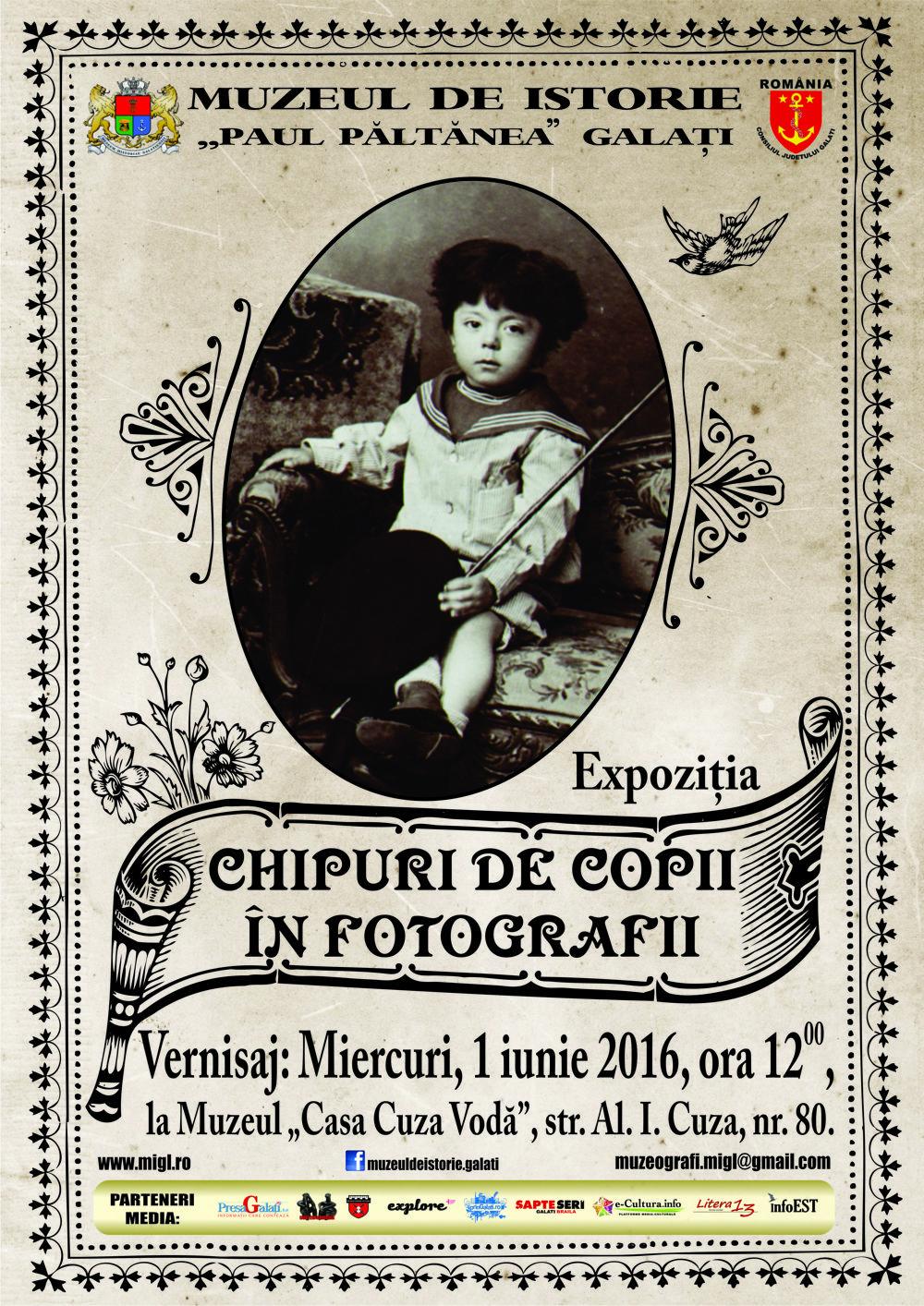 Afis Expo Copii 1 iunie