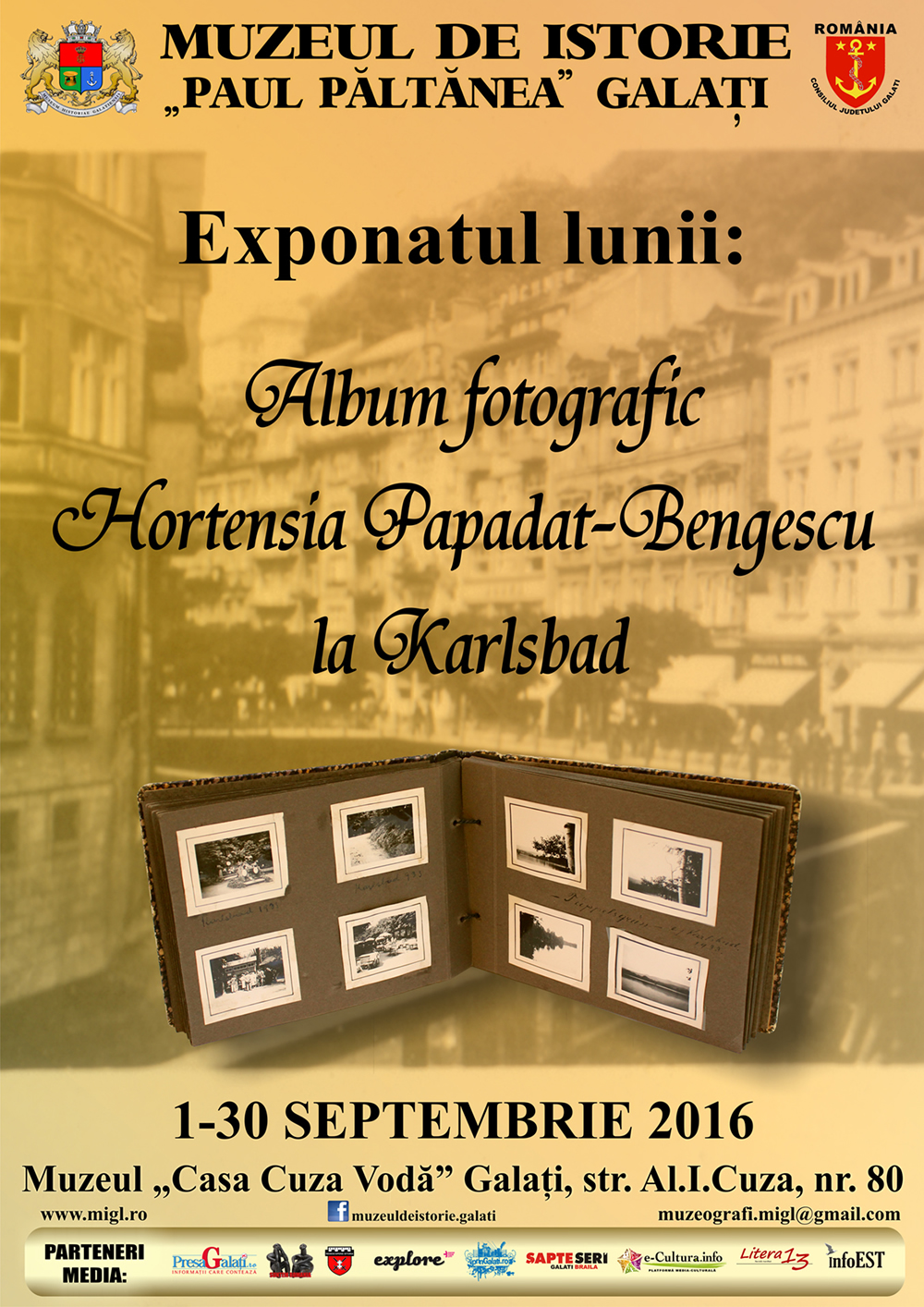 Expo lunii sept 2016