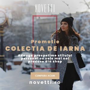 Novetti - magazinul tău de haine online