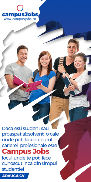 Campus Jobs.ro